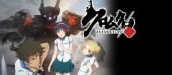 Pa Works Announces Original Anime 39kuromukuro39 For 2016 inside Kuromukuro  Wallpaper